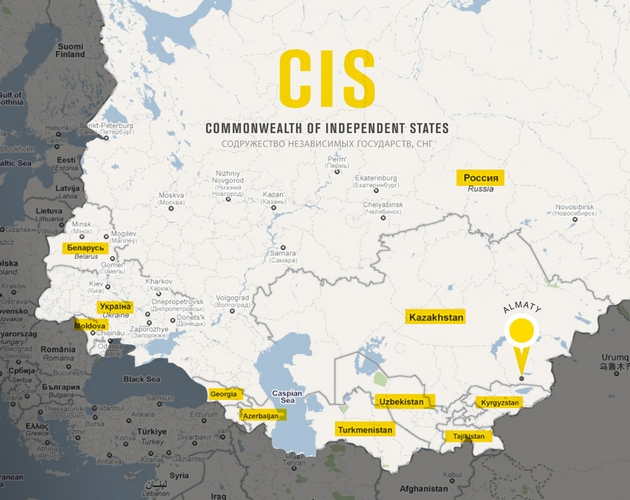 CIS localization