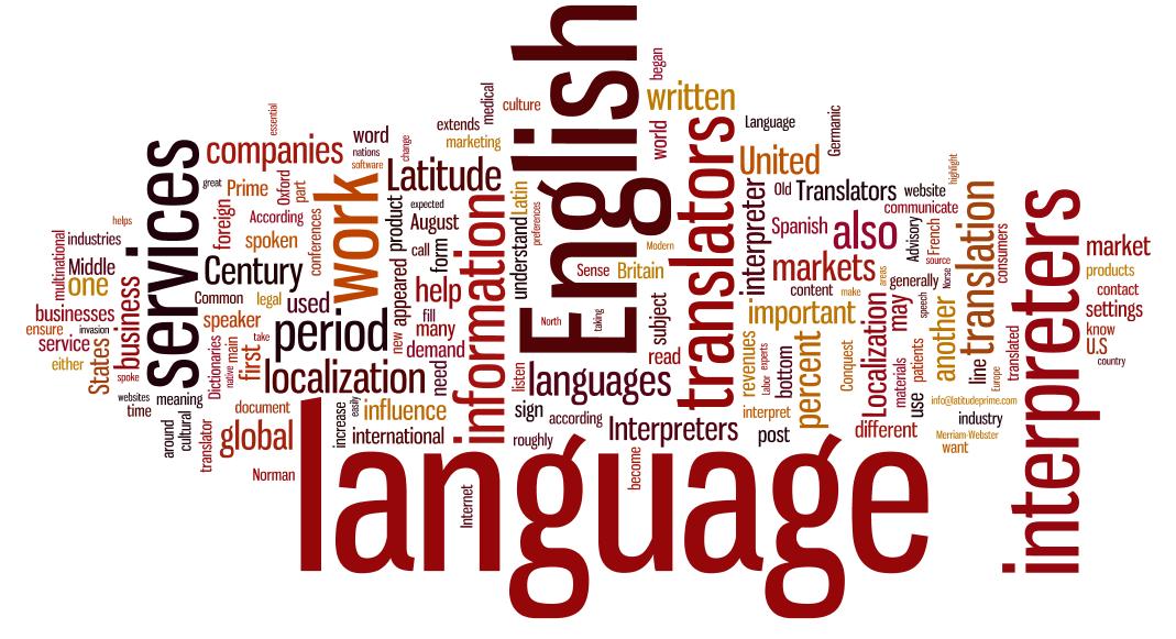 Multilingual localization