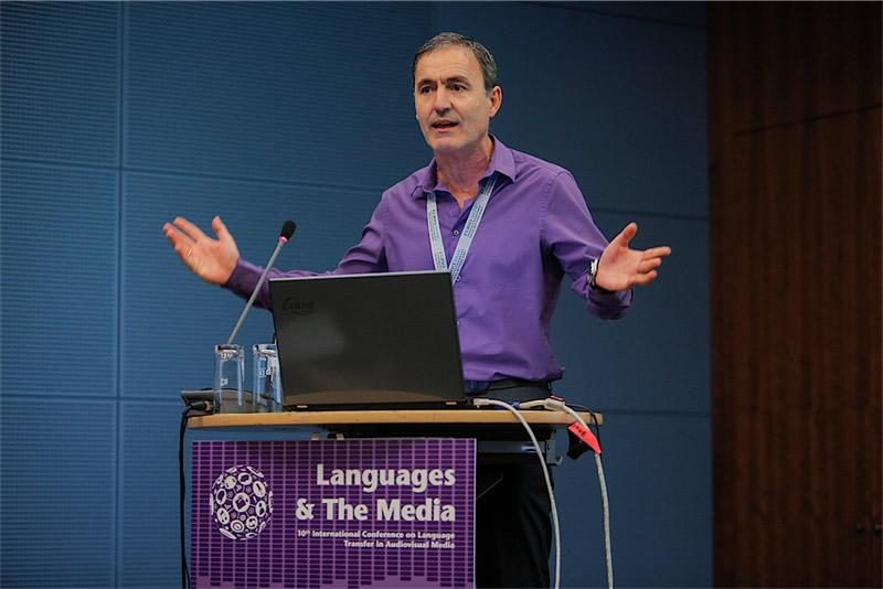 Languages & The Media 2014